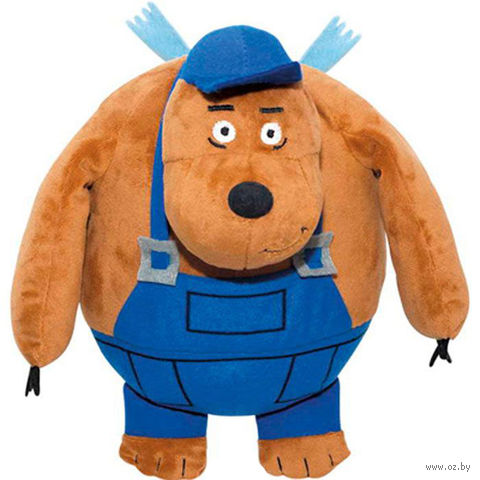 "Мягкая игрушка ""Медведь Тэд"" (28 см) — фото, картинка"