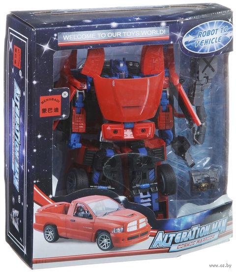 """Робот-трансформер """"Машина"""" (арт.5508D)"""