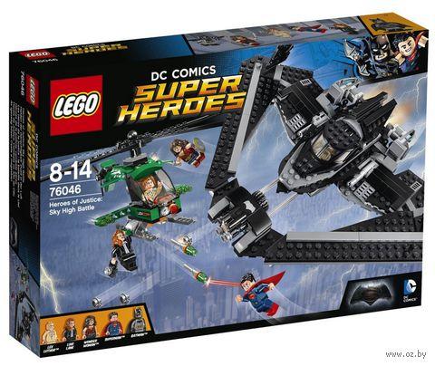 """LEGO Super Heroes """"Поединок в небе"""" — фото, картинка"""