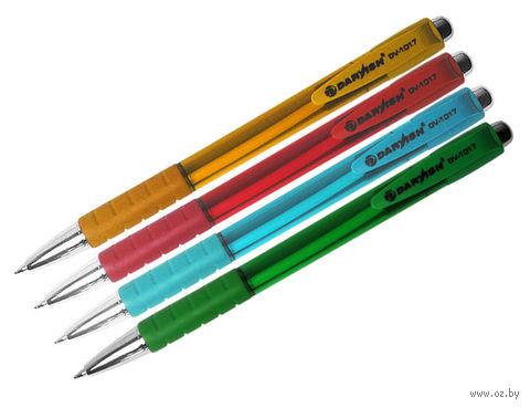 """Ручка автоматическая """"Darvish"""" (синий стержень; арт. DV-1017)"""