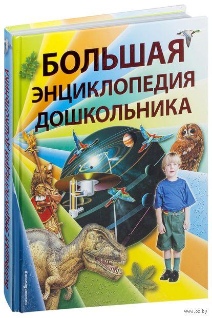 Большая энциклопедия дошкольника — фото, картинка