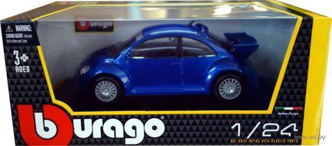 """Модель машины """"Bburago. Volkswagen New Beetle RSI"""" (масштаб: 1/24) — фото, картинка"""