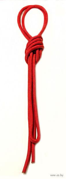 Скакалка для художественной гимнастики Pro 10103 (красная) — фото, картинка