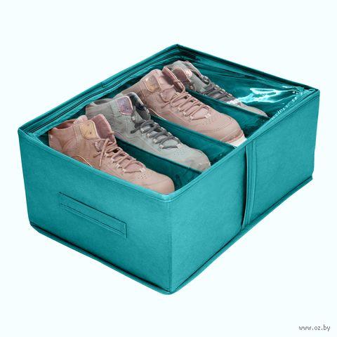 """Кофр для обуви """"Fresh"""" (340х480х200 мм) — фото, картинка"""