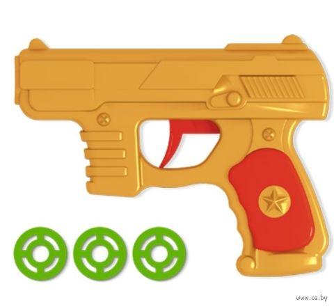 Пистолет дисковый (арт. 01361) — фото, картинка
