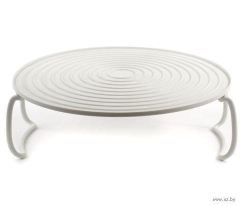 Подставка для разогрева тарелок в микроволновке (237х24 мм) — фото, картинка