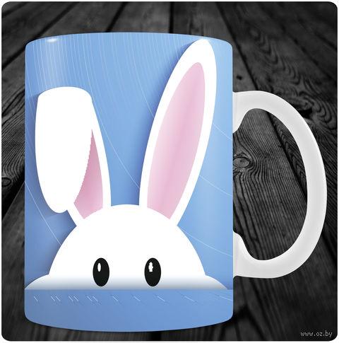 """Кружка """"Кролик"""" (art.10)"""