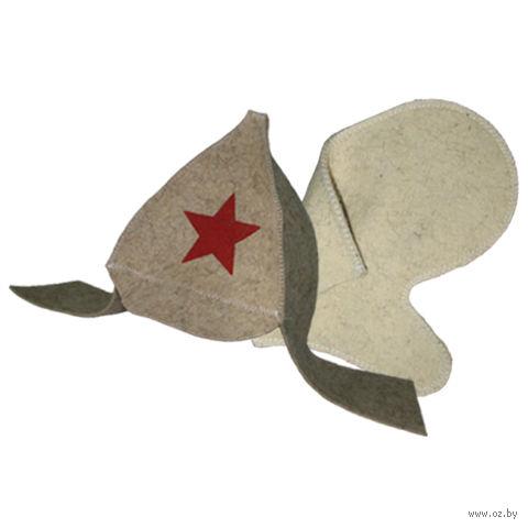 Набор для сауны (2 предмета; арт. Н-10) — фото, картинка