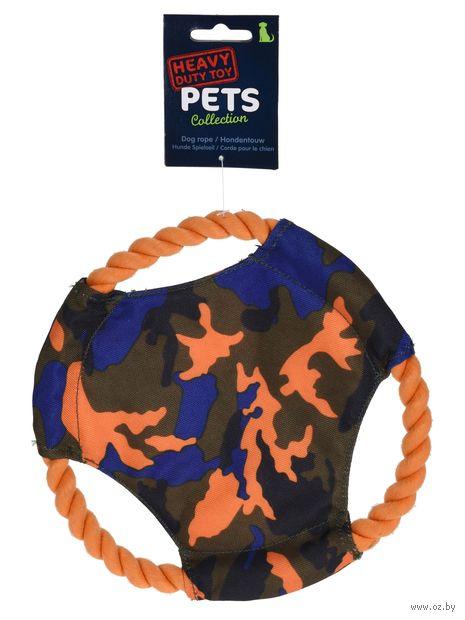 Игрушка для собак (21х21 см) — фото, картинка
