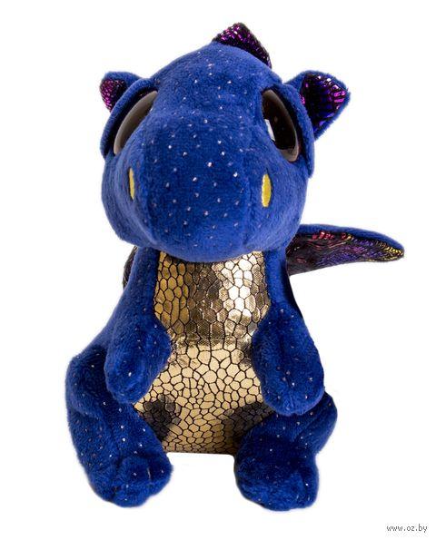 """Мягкая игрушка """"Дракон Saffire"""" (15 см) — фото, картинка"""