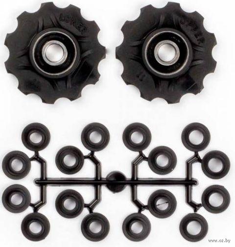 """Звездочки заднего переключателя """"P1"""" для велосипеда (2x11 скоростей) — фото, картинка"""