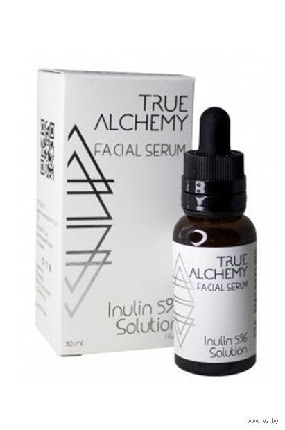 "Сыворотка для лица ""Inulin 5% Solution"" (30 мл) — фото, картинка"