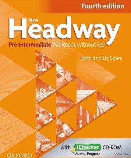 New Headway. Pre-Intermediate. Workbook without Key (+ CD). Джон Сорс, Лиз Сорс