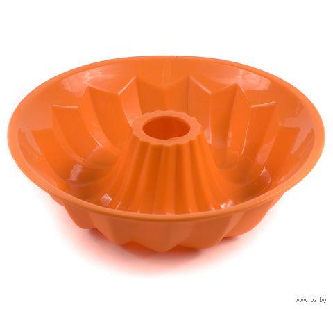 Форма для выпекания силиконовая (200х200х58 мм; арт. KL36P83)