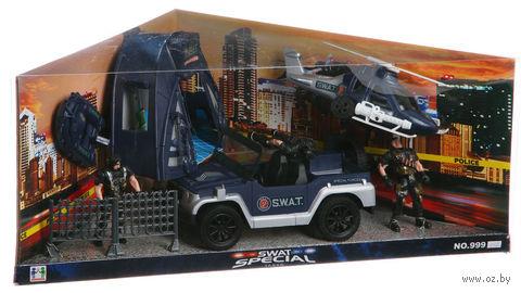 "Набор машинок ""Swat special"" (арт. 999-056C) — фото, картинка"