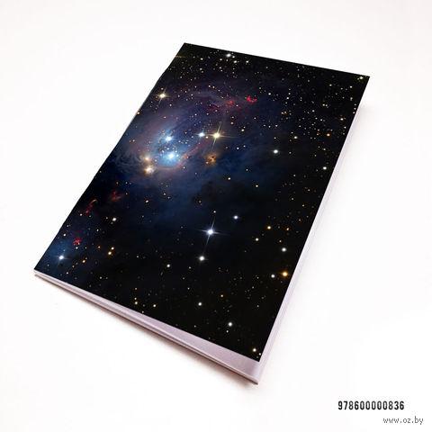"""Блокнот """"Космос"""" (А7; арт. 836) — фото, картинка"""
