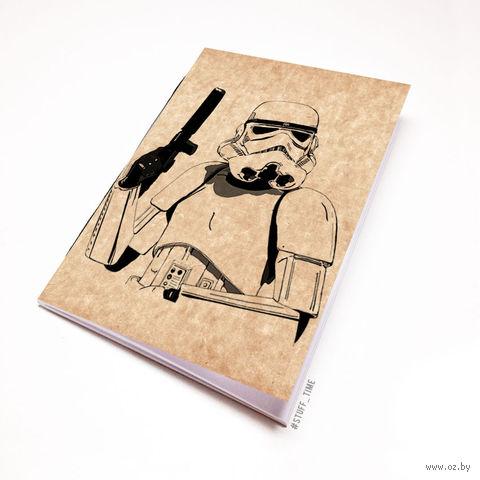 "Блокнот крафт ""Звездные войны. Штурмовик"" (А5; арт. 241)"