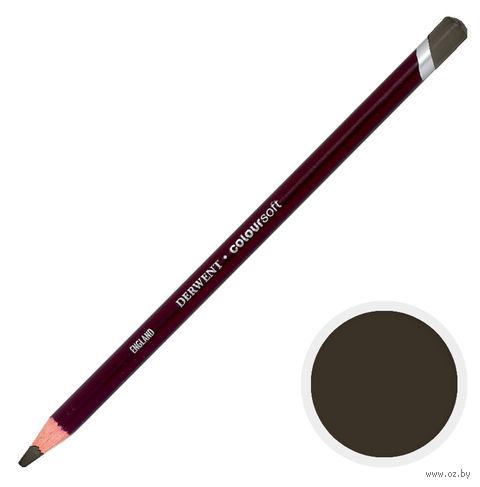 Карандаш цветной Coloursoft C520 (коричневый темный)