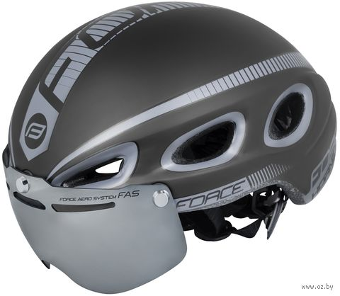 """Шлем велосипедный """"Hornet"""" (черный; р. L) — фото, картинка"""