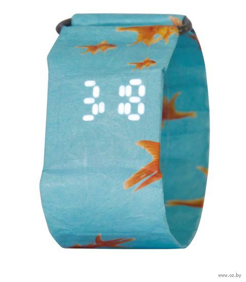 """Часы-браслет """"Рыбы"""" — фото, картинка"""