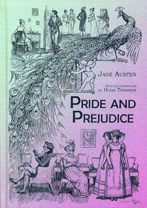Pride and Prejudice. Джейн Остин