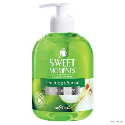 """Жидкое мыло """"Зеленое яблоко"""" (500 мл) — фото, картинка"""