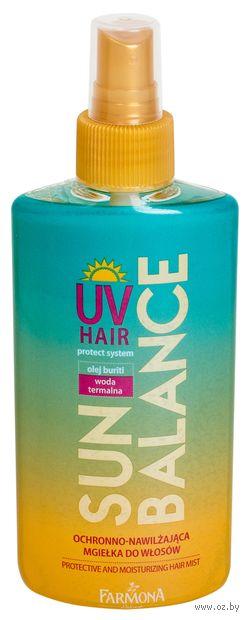 """Спрей для волос """"SUN BALANCE"""" (150 мл) — фото, картинка"""