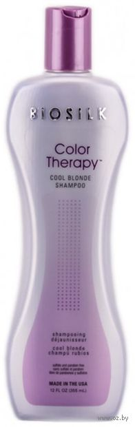 """Шампунь для волос """"Color Therapy. Защита цвета для блондинок"""" (355 мл) — фото, картинка"""