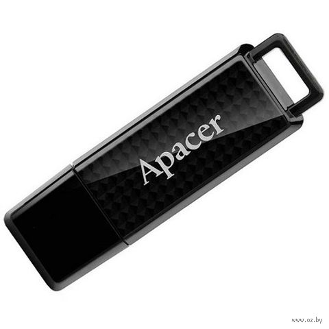USB Flash Drive 32Gb Apacer AH 352 USB 3.0 (Black)