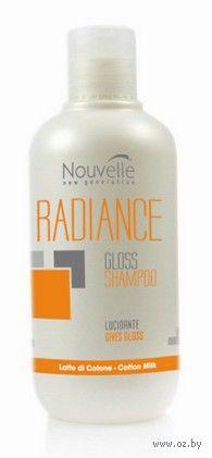 """Питающий шампунь для блеска волос """"RADIANCE GLOSS SHAMPOO"""" (250 мл)"""