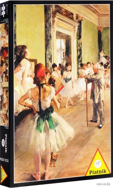 """Пазл """"Франсуа Руер. Занятия танцами"""" (1000 элементов)"""