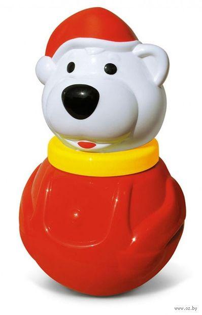 """Неваляшка малая """"Белый Медведь-2"""" (пакет) — фото, картинка"""