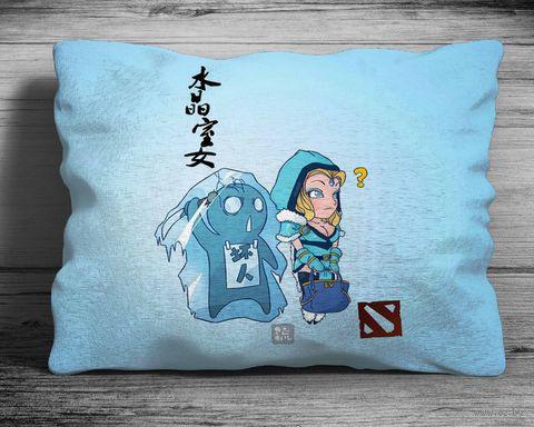 """Подушка """"Dota 2"""" (art. 8)"""