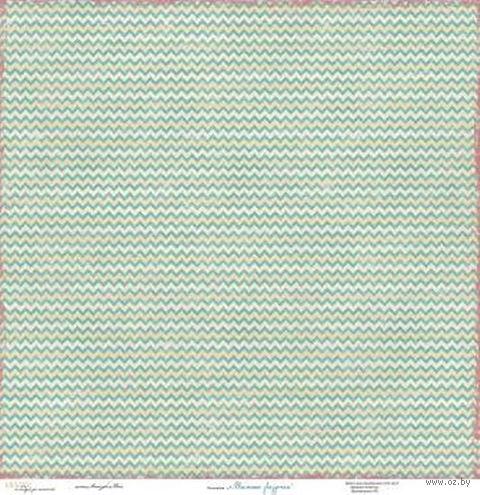 Бумага для скрапбукинга (арт. FLEER095)