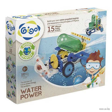"""Конструктор """"Энергия воды"""" (165 деталей) — фото, картинка"""