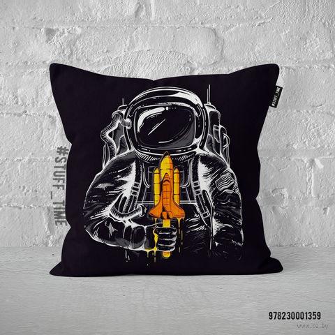 """Подушка """"Космонавт"""" (арт. 1359) — фото, картинка"""