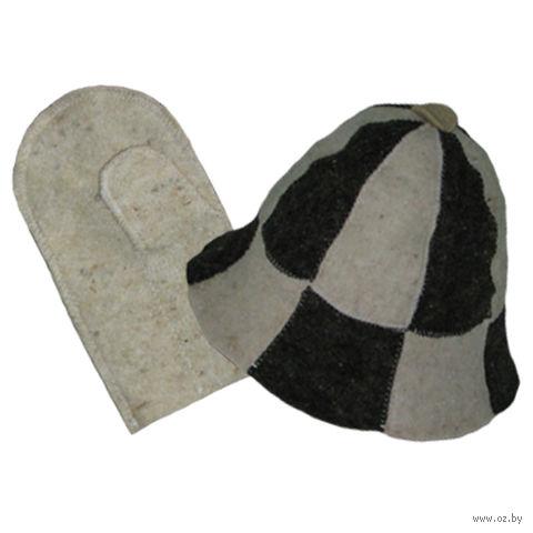 Набор для сауны (2 предмета; арт. Н-15) — фото, картинка
