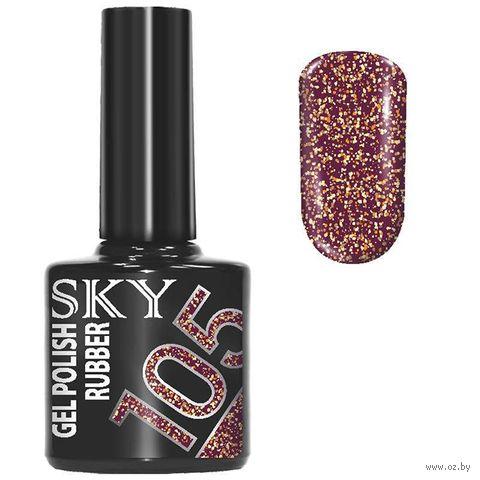 """Гель-лак для ногтей """"Sky"""" тон: 105 — фото, картинка"""