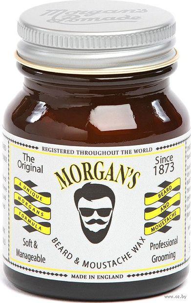 """Воск для бороды и усов """"Morgan's"""" (75 мл) — фото, картинка"""