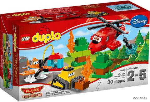 """LEGO Duplo """"Пожарная спасательная команда"""""""