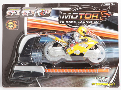 Мотоцикл с запуском — фото, картинка