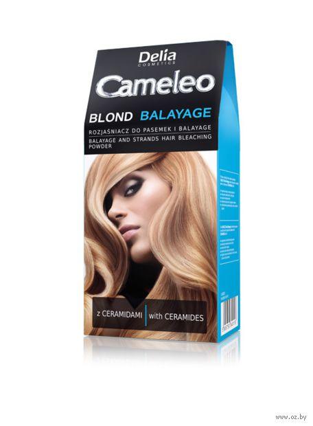"""Осветлитель для мелирования волос """"Cameleo Blond Balayage"""" — фото, картинка"""