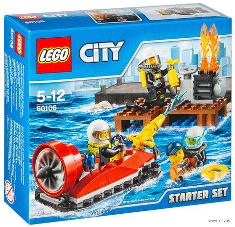 """LEGO City """"Пожарная охрана. Набор для начинающих"""""""