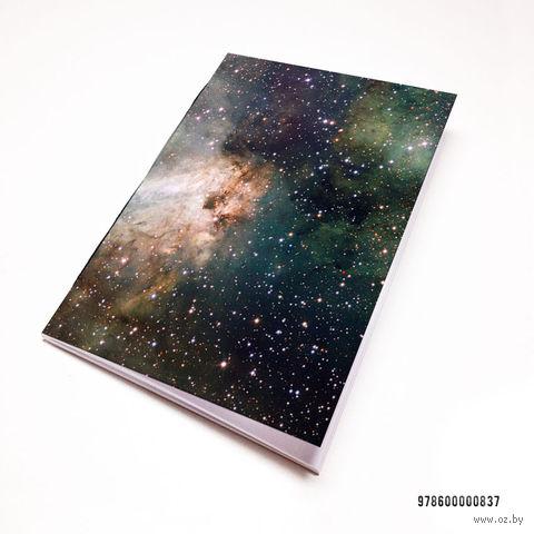 """Блокнот """"Космос"""" (А7; арт. 837) — фото, картинка"""