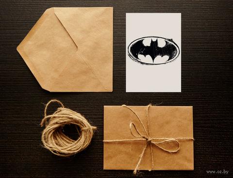 """Открытка """"Batman"""" (art. 3)"""