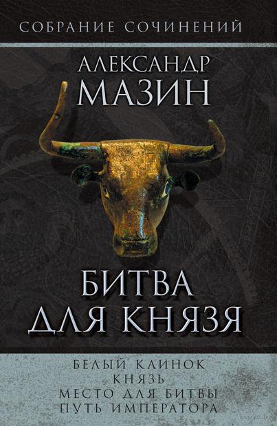 Битва для князя (Комплект из 4-х книг) — фото, картинка