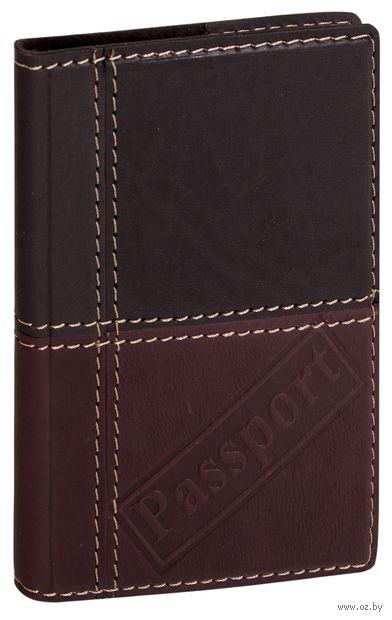 Обложка на паспорт (арт. КГОп-20-148) — фото, картинка