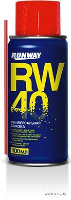 """Смазка универсальная """"RW-40"""" (100 мл; арт. RW6094) — фото, картинка"""
