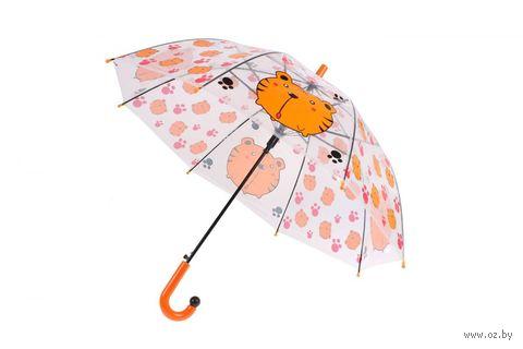 """Зонт-трость """"Тигр"""" — фото, картинка"""
