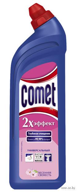 """Чистящий гель COMET """"Весенняя свежесть"""" (1 л.)"""